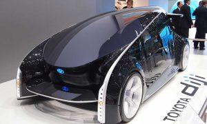 ماشین با مصرف سوخت مناسب