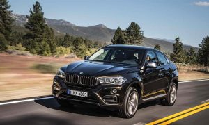 BMW X6 xDrive35i review