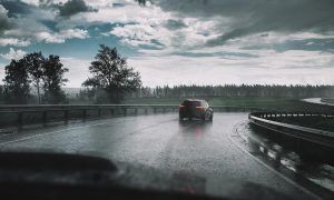 Tips on driving in the rain