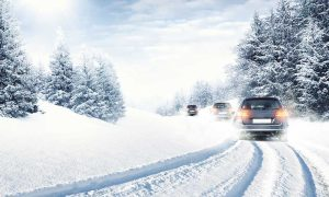 Common mistakes when driving in the winter