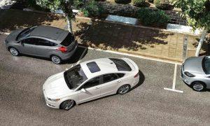get skills in parking a car