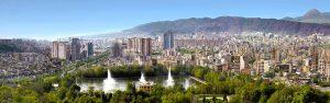 Summer trip to Tabriz