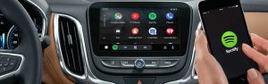 Three car apps for Android phones