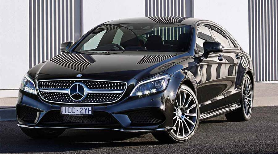 Appearance CLS500